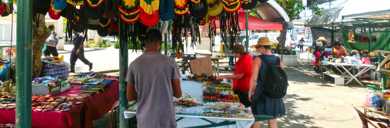 Shopping på Barbados