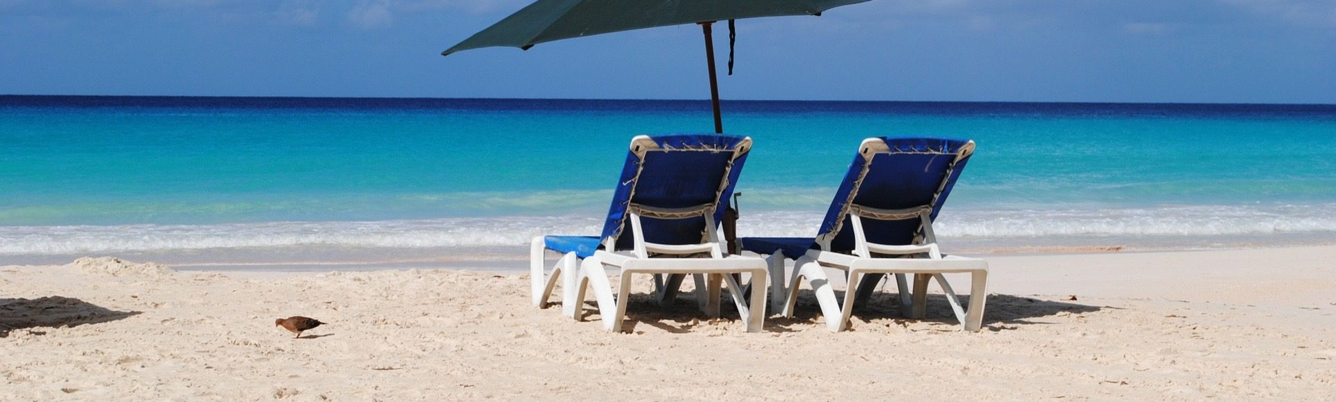 Barbados stränder