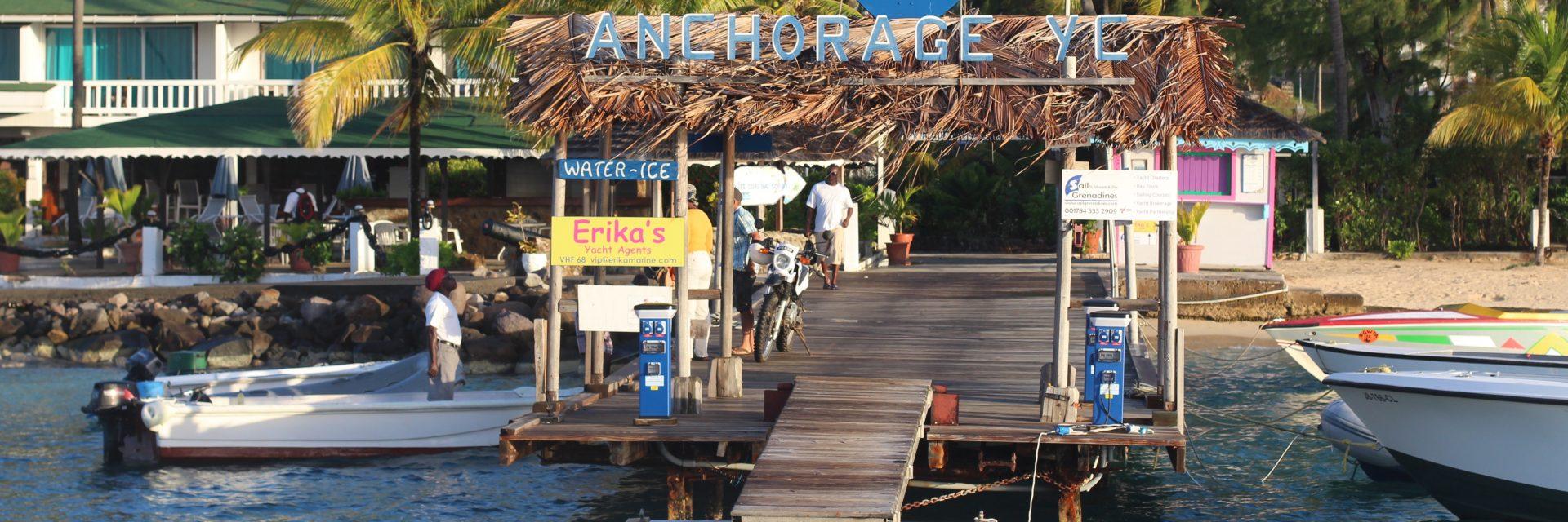 Resa till St Vincent och Grenadinerna