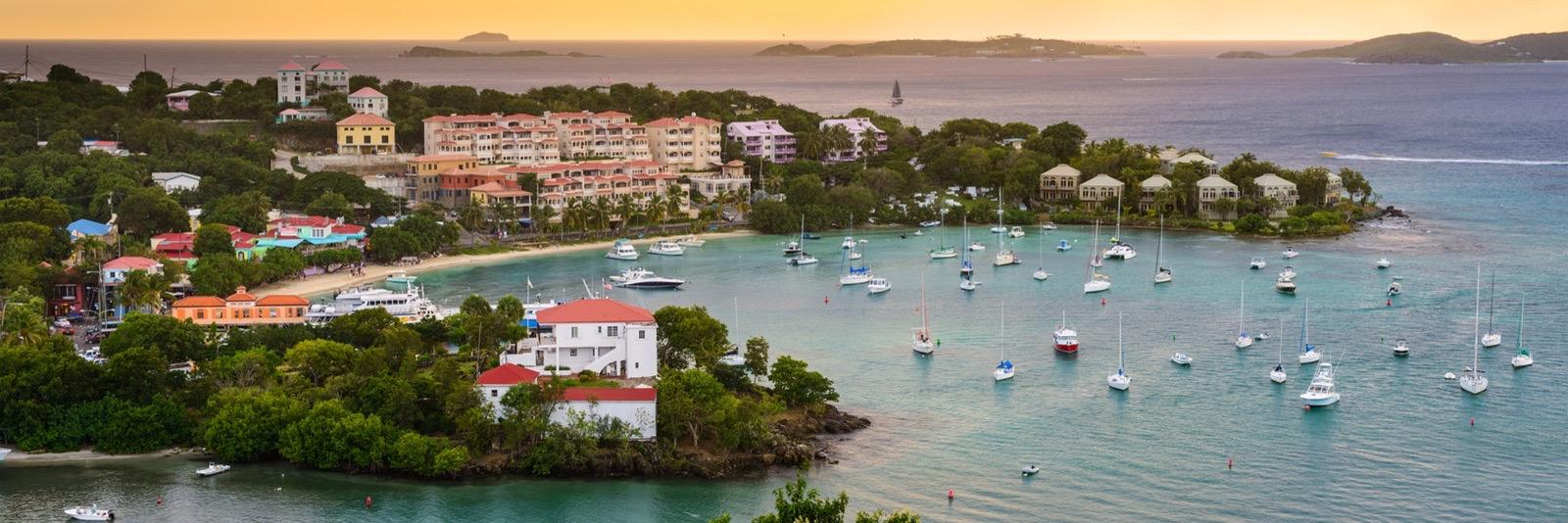 Resa till US Virgin Islands