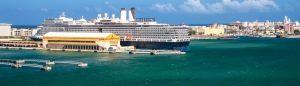 san juan puerto rico kryssning panorama 300x86 - San Juan Port