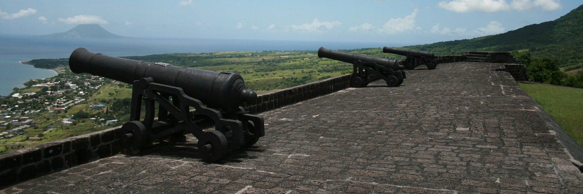 Sevärdheter på St Kitts och Nevis
