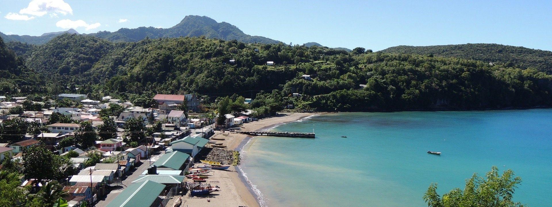 Sevärdheter och Stränder på St Lucia