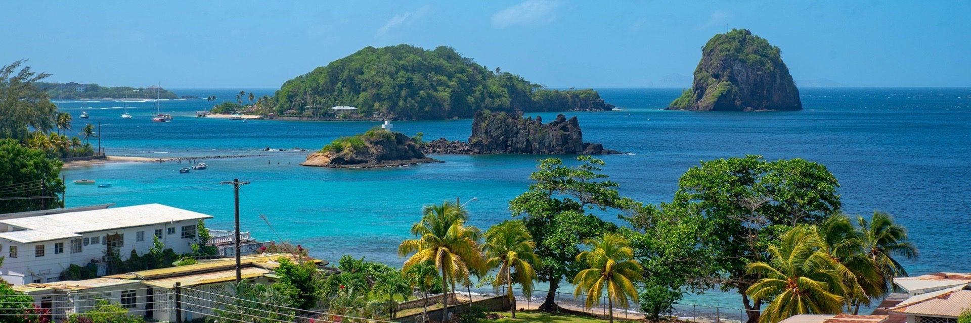 Besöksmål i Grenadinerna