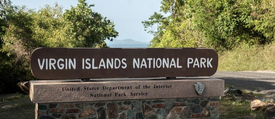 virgin islands national park panorama - Sevärdheter i US Virgin Islands